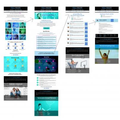 WEB DESIGN – Ideas + Logic